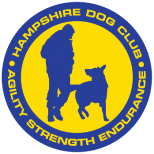 Hampshire dog club logo